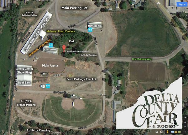 Delta County Fair 2019 July 28 August 11 Delta County